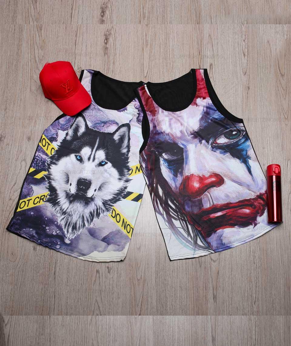 دو عدد رکابی Joker & Wolf مدل 1082