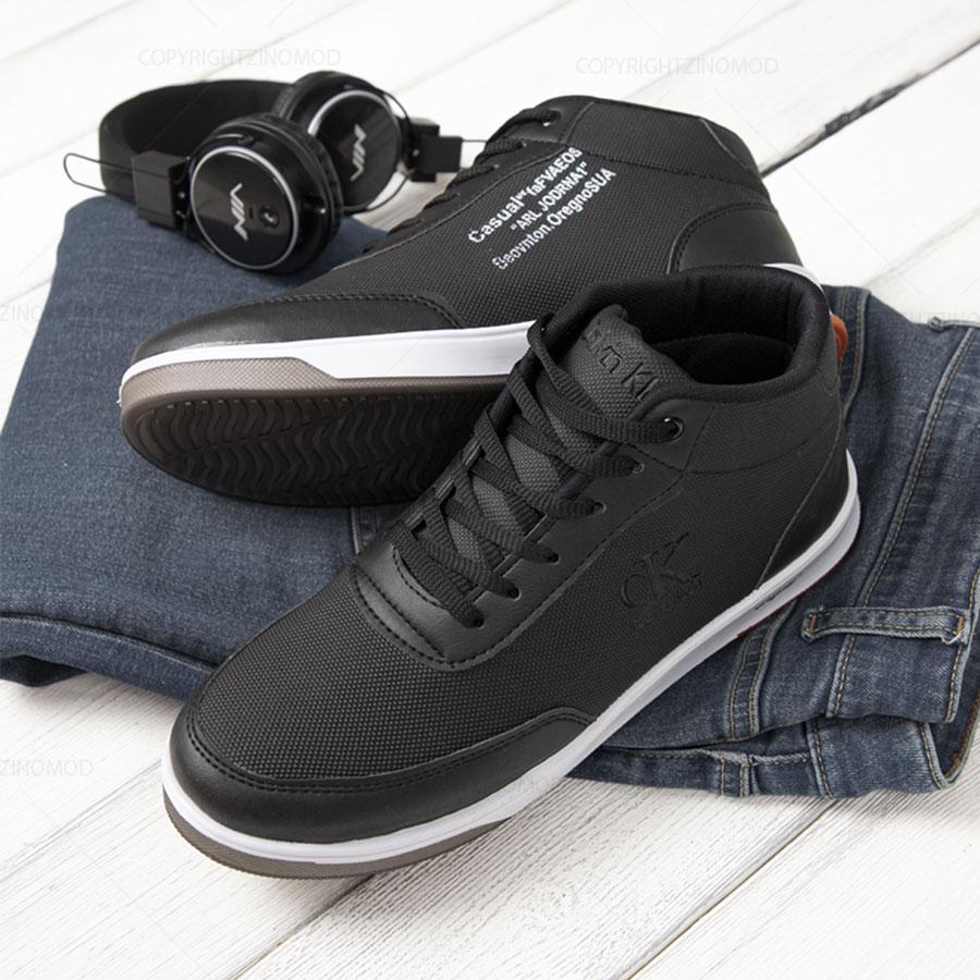 کفش ساقدار مردانه Hopper مدل 1221