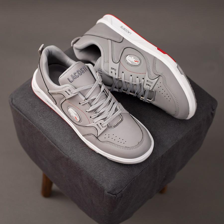 کفش مردانه Balsa مدل 1330_رنگ طوسی