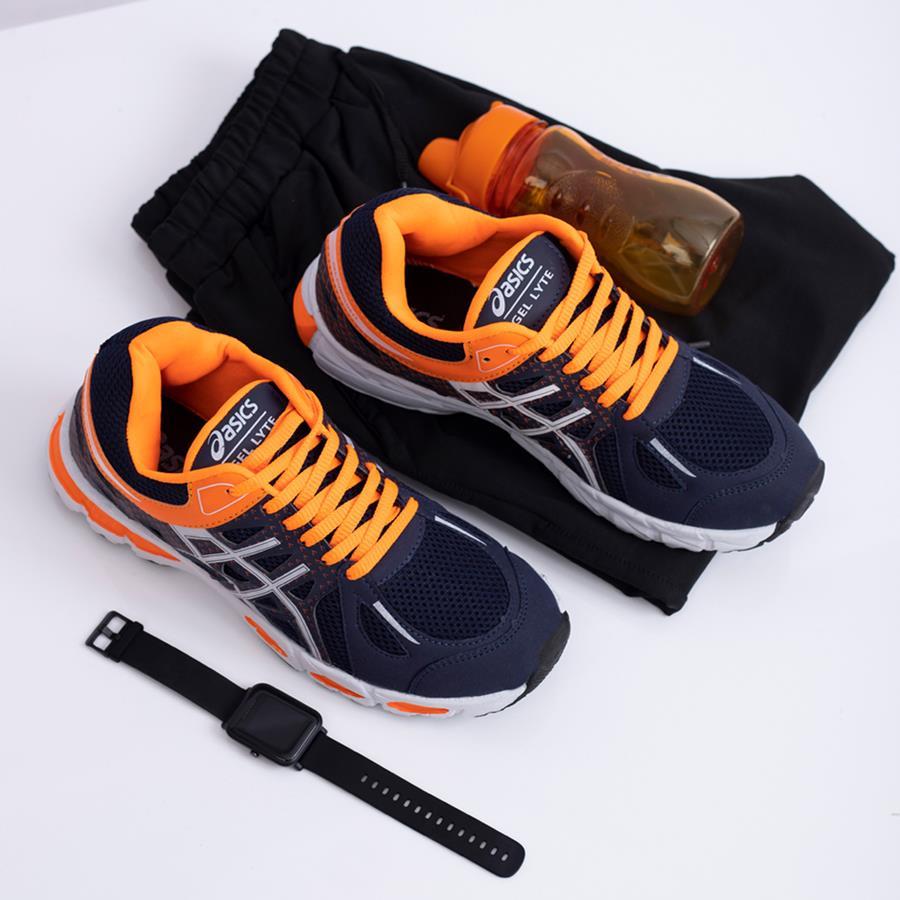 کفش مردانه Runner مدل 1334_رنگ سرمه ای