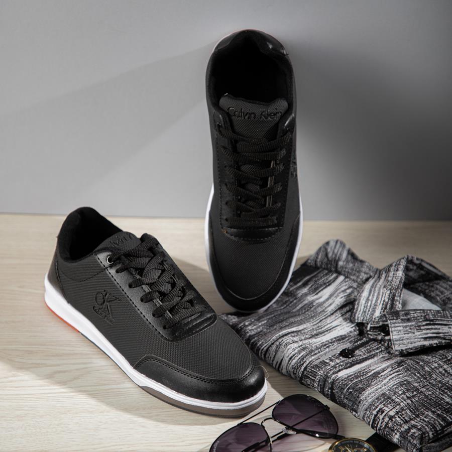 کفش مردانه Blacker مدل 1355_رنگ مشکی