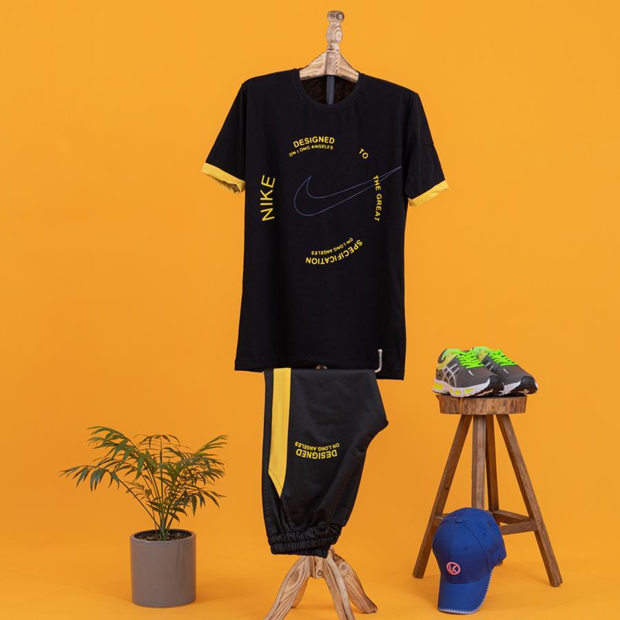 تیشرت شلوار BlackNiki مدل 1373_رنگ مشکی