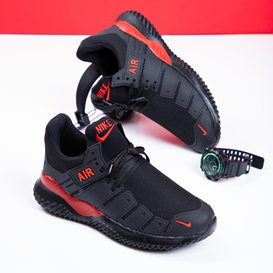 کفش مردانه AirBlack مدل 1383_رنگ مشکی