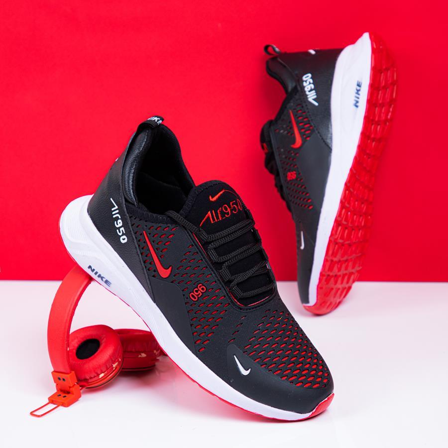 کفش مردانه Airnike مدل 1385_رنگ مشکی