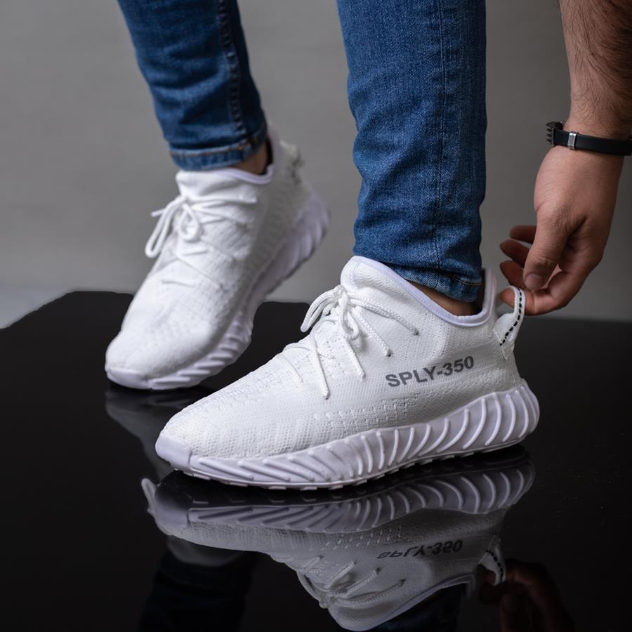 کفش مردانه Tokyo مدل 1451_رنگ سفید