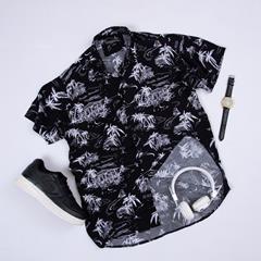 پیراهن هاوایی Cammon مدل 1458
