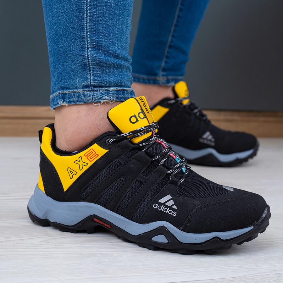 کفش مردانه JoinerAx مدل 1496_رنگ مشکی