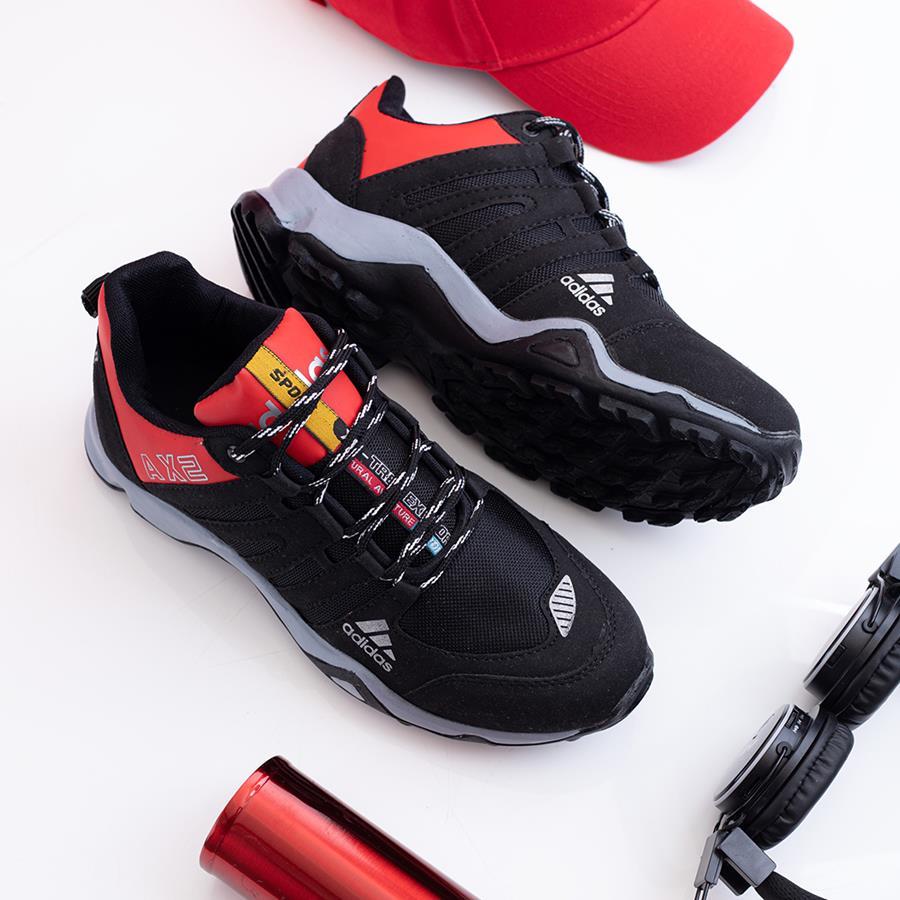 کفش مردانه PanamAx مدل 1498_رنگ مشکی
