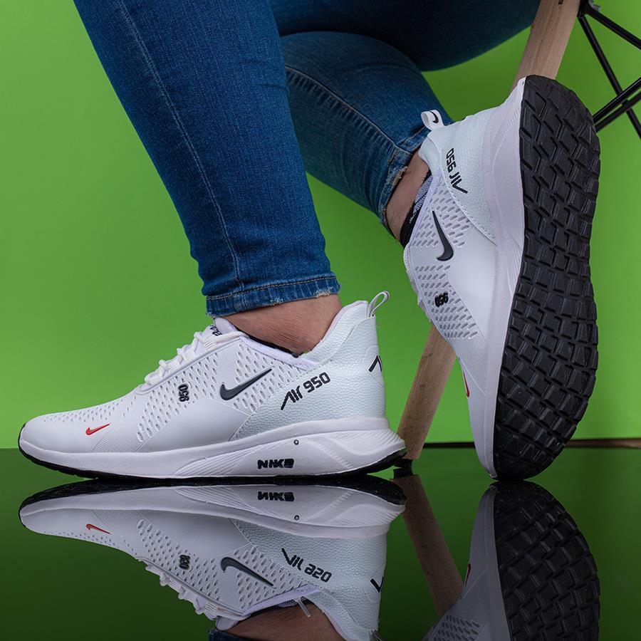 کفش مردانه Retina مدل 1500_رنگ سفید