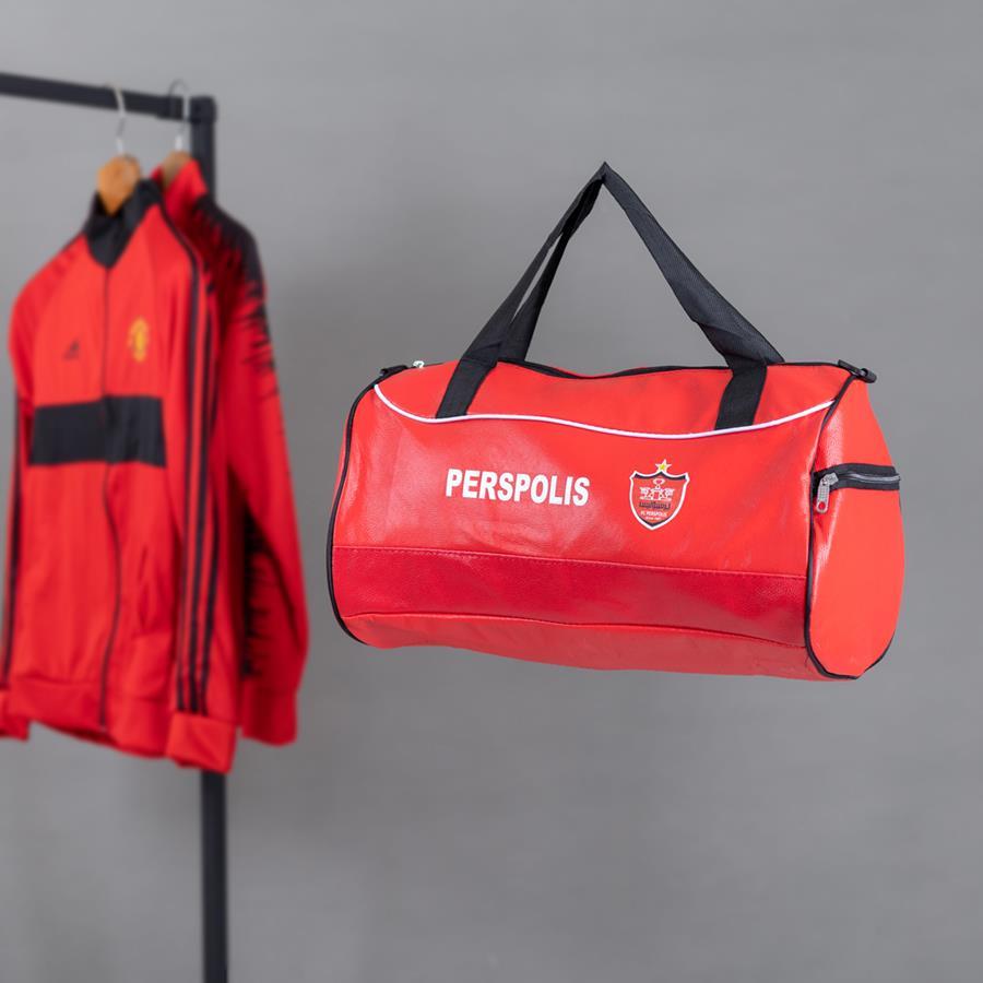 ساک ورزشی Perspolis مدل 1524_رنگ قرمز