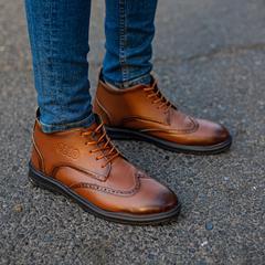 کفش نیم بوت مردانه Koban مدل 1538