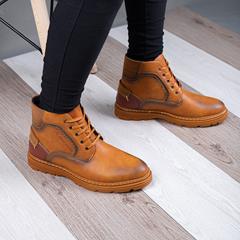 کفش نیم بوت مردانه Weroni مدل 1561